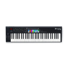 NOVATION LAUNCHKEY 61 MK II KEYBOARD / MIDI CONTROLLER 61 BUTTONS NEW WARRANTY