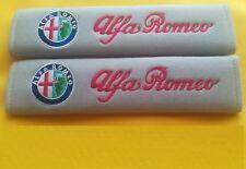 ALFA ROMEO GIULIETTA DAL /'10 2 Copricinture Personalizzate con Ricami Unici!!