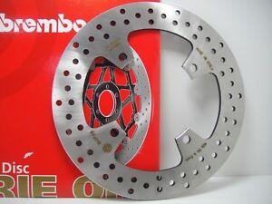 BREMBO 68B407A3 DISCO FRENO POSTERIORE SERIE ORO PER KAWASAKI ZZR 1400 2006 / 12