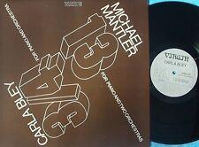 Carla Bley Michael Mantler ORIG UK LP 13 & 3/4 NM '75 Watt 3 Jazz Post Bop