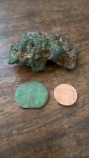Celtic Iron Age Large Coin Standing Warrior + Bronze Metal Detecting Finds /Gold