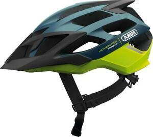Abus Moventor Helmet in Blue