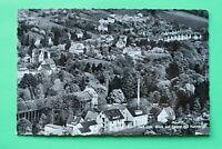 Hessen 11) AK Bad Orb 1950-60er Saline Kurviertel Gebäude Häuser Straßen