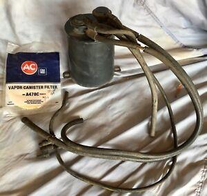 1981 Chevy El Camino original GM smog emission EFE VAPOR canister 81