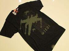 AUTHENTIC JUNK FOOD  Disney Star Wars JEDI  T-Shirt  / Black /  Small