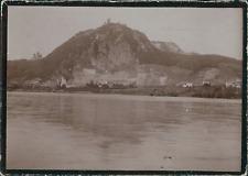 France, Marseille, Vue d'une colline, ca.1900, Vintage citrate print Vintag
