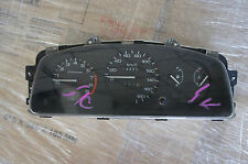 JDM Honda Civic EG8 eg9 blk dial OEM gauge cluster sr4 B16a vtec dohc sohc eg6