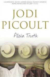 Plain Truth by Picoult, Jodi Paperback Book The Cheap Fast Free Post