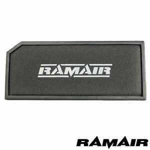 RamAir - Filtro de aire tipo panel - Para VW Golf GTi R MK5 Audi A3 S3 Leon TFSI