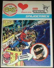 Spider-Man / Eks almanah 335 / Yugoslavia 1982