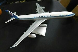 OLYMPIC AIRWAYS A340 - 300 AIRBUS SOCATEC 1:200