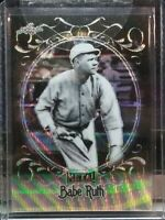 BABE RUTH YANKEES 2019 LEAF METAL BABE RUTH COLLECTION REDEMPTION RARE SP 05/10