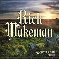 Rick Wakeman - 5 Classic Albums [New CD] UK - Import