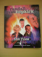 RANDALL AND HOPKIRK DECEASED -THE FILES [PAPERBACK] -BRAND NEW BOXTREE- Film/TV