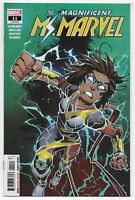 Magnificent Ms Marvel 11 1st Full Appearance of Stormranger