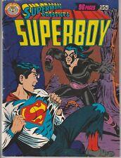 Australian: Superman Presents Superboy -  Murray Comics 1982 96 Pages