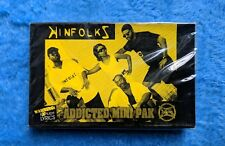 NEW SEALED KINFOLKZ Addicted Mini Pak Cassette Tape EP 1998 Gangsta Rap Hip Hop