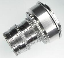 Elgeet 35mm f2 Cine-Navitar NEX mount  #1041