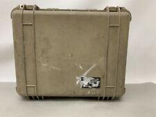 Pelican 1550 Case with Foam, Desert Tan