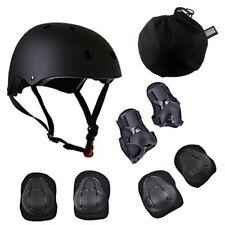 Jifar Adjustable Helmet Protective Pads Knee Elbow Pads Wrist Guards Sports