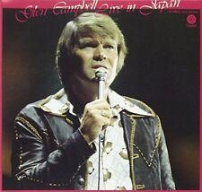 CD de musique country emballés Glen Campbell