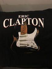 Eric Clapton - 50 Yrs Of Music 2017 Tour Shirt 3Xlbrand New + Dvd CollectorsItem