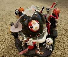 Nightmare Before Christmas Snowglobe