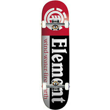"""Element Skateboard Assembly Section 7.75"""" Complete"""