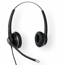 Snom A100D Binaural Headset (compatible with Snom desk phones)