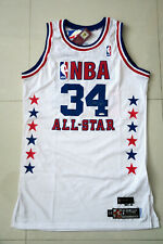 Signed Paul Pierce 2003 Celtics NBA All Star Issued Pro Cut Game Jersey COA