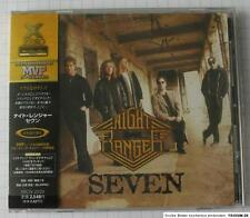 NIGHT RANGER - Seven + 1 BONUS JAPAN CD OBI RAR! XRCN-2023