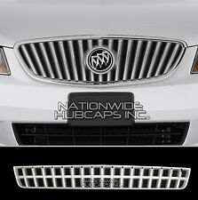 for Buick Lacrosse 10-12 CHROME Snap On Lower Grille Overlay Bottom Cover Insert