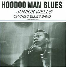 JUNIOR WELLS' w/ BUDDY GUY Hoodoo Man Blues HYBRID SACD, NEW/SEALED