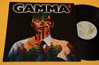 GAMMA LP GAMMA 1 ORIG GERMANY PROG 1979 EX+ !!!