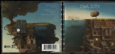 CD OWL CITY THE MIDSUMMER STATION 2012 UNIVERSAL REPUBLIC