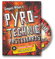 Card Magic: Pyrotechnic Pasteboards DVD Gregory Wilson