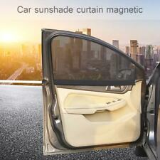 Magnetic Car Sun Shade Anti-UV Protection Curtain Car Auto Window Sunshade Front