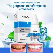 Teeth Whitening Liquid Oral Hygiene Cleaning Remove Brighten Stain Plaque N3G4
