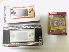 Nintendo Gameboy micro NES color software from jAPAN
