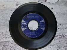 "Golden Records Christmas Songs Sand Piper Mitch Miller EP402 7"" 45rpm"