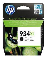 "Original HP Tinte 934 XL Schwarz / Black ""C2P23AE"" XL-Tintenpatrone ca. 1.000 S."