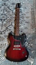 Gibson SG 1 Guitar SG I 1997 With Hard Case Red Burst
