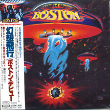 BOSTON Boston (1976) Japan Mini LP CD MHCP-1108