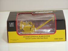 International TD25 PipeLayer - 1/87 - First Gear #80-0317 - Brand New