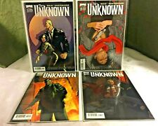 Boom Studios The Unknown #1-4 Complete Mark Waid
