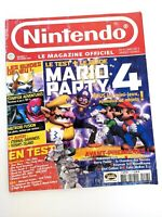 Nintendo Magazine - Mario Party 4 - 2002