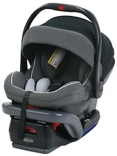 Graco SnugRide SnugLock 35 Platinum Infant Car Seat Safety Surround Grayson NEW