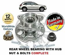 FOR LEXUS RX 350 RX350 3.5 1/2006-6/2009 NEW REAR WHEEL BEARING HUB KIT WITH NUT
