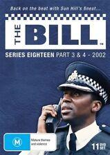 The Bill : Series 18 : Part 3-4 (DVD, 2013, 11-Disc Set)