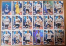 Topps Tottenham Hotspur Football Trading Cards Match Attax Game
